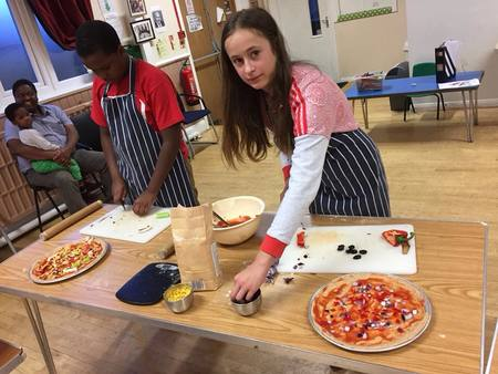 Eager participants at the teens healty cooking classes in st margarets community centre latchford  (5) big thumb