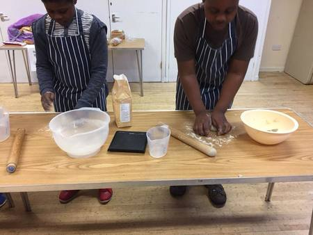 Sda healthy cooking classes for 10 14yr olds st margeret's community centre latchford big thumb